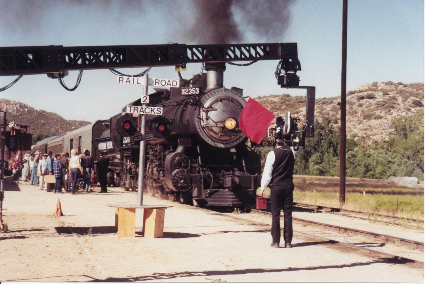 Southern Pacific #2353