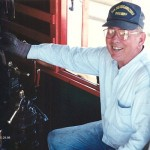 Steam Superintendent-Bob Miles 1935 - 2000