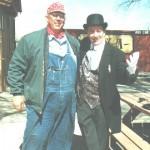 Denby Jones and Martin White- 2000