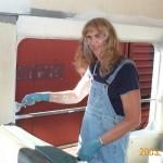 Volunteer-Brenda Bailey 6/21/1940 - 4/15/2004