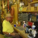 Mechanic-Bob Haney 1922 - 2011