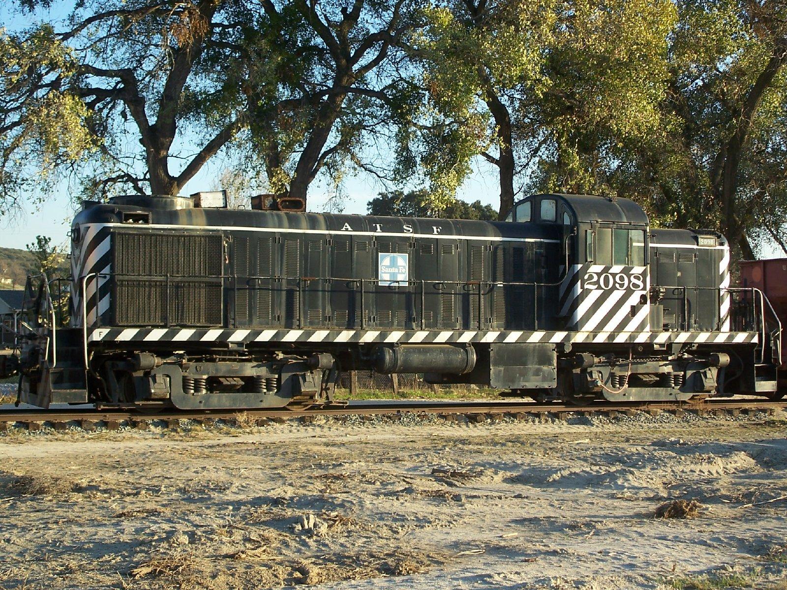 Atchison, Topeka & Santa Fe #2098