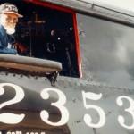 Jim Baker - General Foreman, Motive Power, Steam - Campo