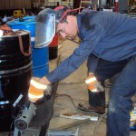 Martin Caestecker - Mechanic Apprentice