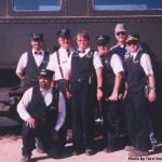 First all-SDRM-hipass crew since 1988