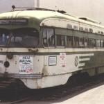 PCC car #1121
