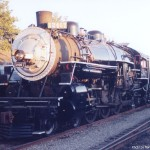 Southern Pacific 4-6-2 #2467