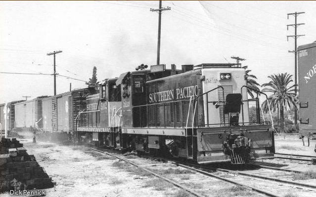 Southern Pacific #5119