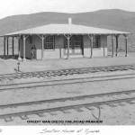 The Section House at Tijuana. Jan. 30, 1912.