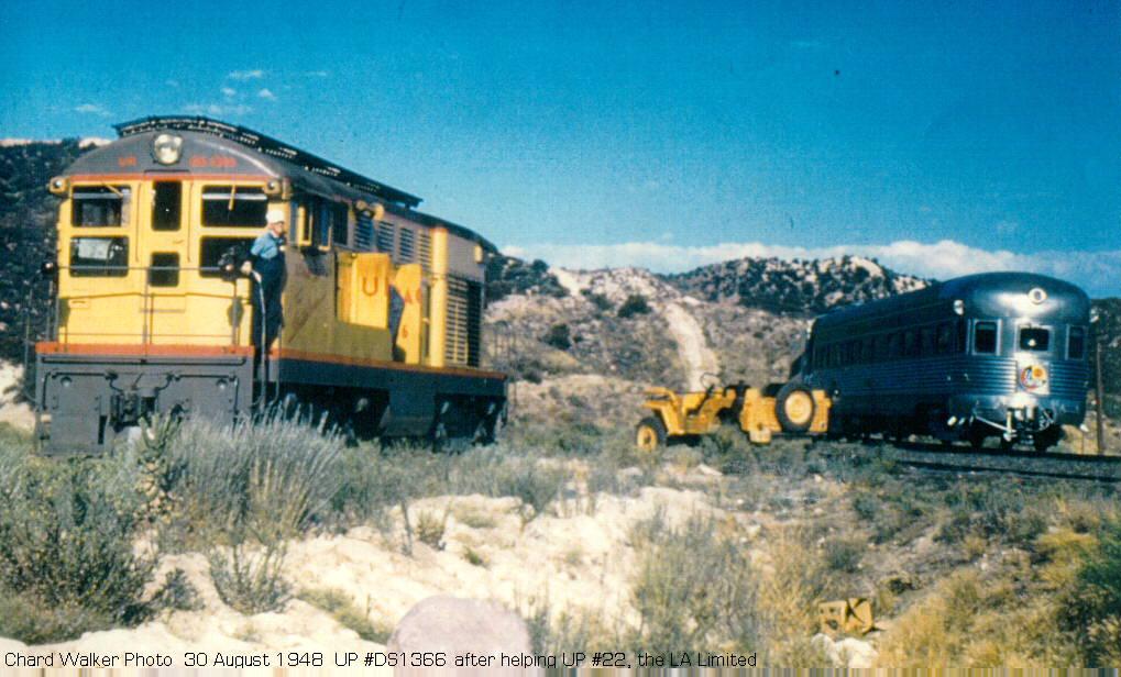 Union Pacific #1366