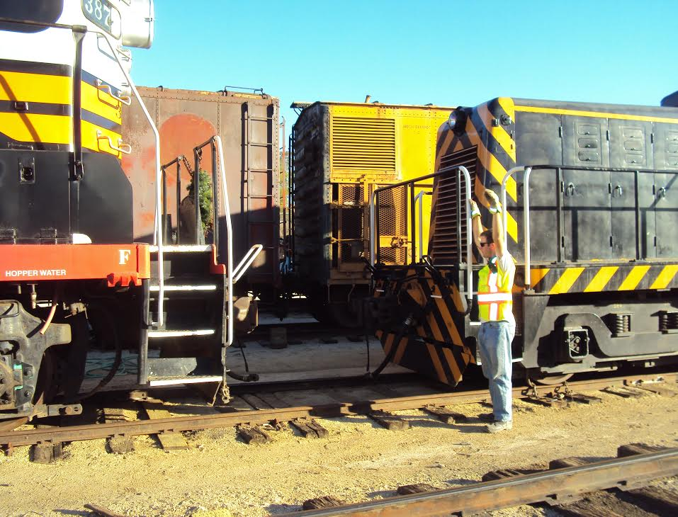 Brakeman Class Pacific Southwest Railway Museum
