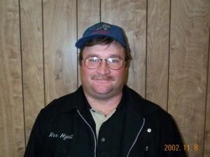 Ron Hyatt - Director of Equipment