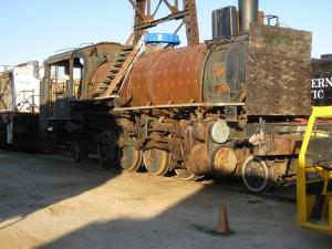 Coos Bay #11 before erecting carport